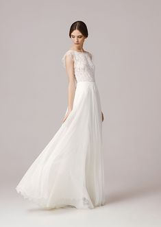 Anna Kara aat Myrtle Ivory Bridal Boutique | See more on www.onefabday.com