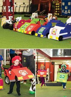 Mad Dash Racing Mario Kart Birthday Party