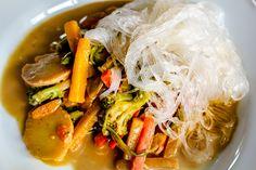 One Pot Pasta, Fresh Rolls, Vegetarian, Lunch, Eat, Ethnic Recipes, Food, Inspiration, Biblical Inspiration