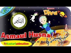 ASMAUL HUSNA  - Lagu Anak Indonesia - HD | Kastari Animation Official - YouTube