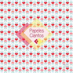 Papel imprimible ♥ San Valentín / Origami al alma