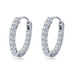 Just in:  Gorgeous 925 Ster... Check it out here! http://parniswatches.net/products/gorgeous-925-sterling-silver-hoop-earrings-for-women