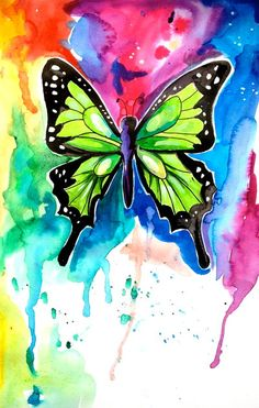 Butterfly by Lucky978.deviantart.com on @deviantART