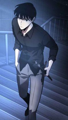 Manhwa Manga, Anime Manga, Black Butler Wallpaper, Cool Anime Guys, Current Fashion Trends, Best Novels, Webtoon Comics, Dark Eyes, Free Anime