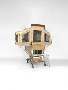 Mobile house   archiact