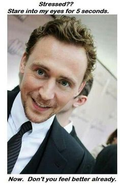 Happy Sunday!!!!! (Glad Søndag!!!!!) Tom Hiddleston. For people with day jobs....