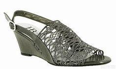 HB Ellie 488 Ladies Slingback Dress Sandal http://www.robineltshoes.co.uk/store/product/171744/HB-Ellie-488-Ladies-Slingback-Dress-Sandal/ #ss15 #2015 #RobinEltShoes #shoes #womensshoes #womenssandals #sandals #eveningwear #wedges #dressshoes #pewter