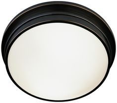 "Roderick Collection Bronze 13 1/2"" Wide Ceiling Light -"