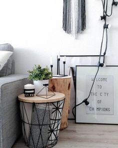 Verpasse Deinem Zuhause ein leuchtendes Upgrade! Die LED-Lichterkette Optika sieht nicht nur super atmosphärisch aus, sondern bringt auch Dich selbst zum Strahlen. Ein Wohnaccessoire mit dem gewissen Etwas! // Wohnzimmer Dekorieren Ideen DekoIdeen Wanddeko Lichterkette Holz Industrial #WohnzimmerIdeen #Wohnzimmer #Lichterkette #Deko #DekoIdeen @peli_pecas