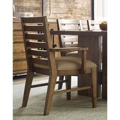 The Traverse Dining Group Is Inspired By A Decades Old Relationship With  Solid Wood And Letting The Craft Speak For Itself. It Begins With Ambrosia  Maple ...
