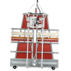 Safety Speed Cut C4 Panel Saw with Wheel Kit, Stand & Sliding Dust Kit - PACKAGE DEAL