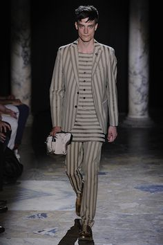 Lololol this Totally looks like he just got out of a concentration camp!! 2013 Spring/Summer Acne