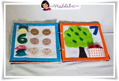 what madeleine loves: felt - TONS of Great-Looking Felt Crafts on This Page!!