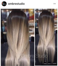 MODERN loves following @ombrestudio on Instagram because the hair artist behind the page, Yen Vuongphan, creates some of the most perfectly blended color-melting we've ever seen. Call it whatever you want to call it, ombre or balayage, or sombre or ombriage, or any combination of the above (balayombre?) it's as seamless as seamless gets. Here's a collection of some of our all-time favorite posts by @ombrestudio out of Winnipeg, Canada.