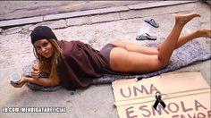 Canadauence TV: Fernanda Lacerda, a Mendigata do Pânico, revela o ...