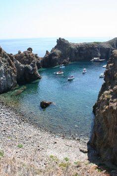 Un posto in paradiso: Panarea nelle Isole Eolie, Sicilia (Italia). Hmm yacht week.... Maybeee !!!!