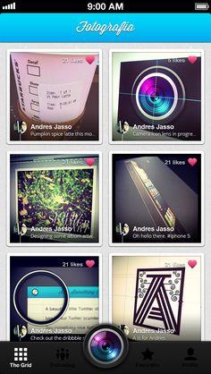 Fotografia #apps #iPhone