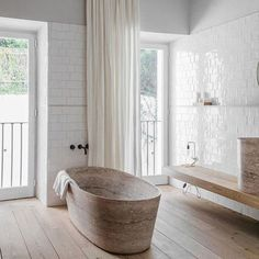 Spa Bathrooms - Pinterest Predicts The Top Home Trends Of 2018 - Photos