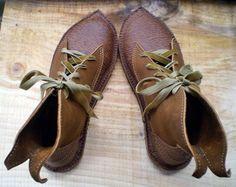Handmade fairy shoes by Fairy Steps
