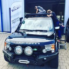 Updating my ride. at the experts! Land Rover Truck, Land Rover Defender, Land Rover Discovery Off Road, Offroad, Discovery 2, Land Rover Freelander, John Cooper Works, Expedition Vehicle, Jeep 4x4