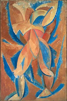 'Standing Figure' (1908) by Pablo Picasso