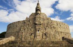Monumento a la Bandera Merida Yucatan