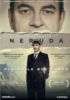"""""""NERUDA"""" Pablo Larraín"""