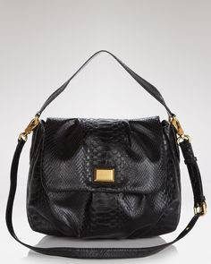 MARC BY MARC JACOBS Satchel - Supersonic Snake Lil Ukita