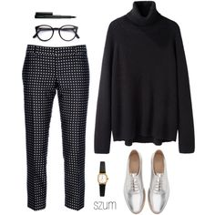 241 by szum on Polyvore featuring Hope, Dsquared2, Zara, American Apparel, STELLA McCARTNEY and MAC Cosmetics