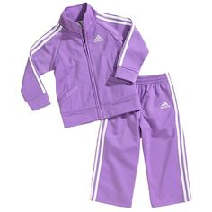 adidas Tricot Set - Girls' Toddler