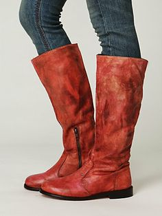 Show your True Colors in the Hand stain Nina boot!! Available Now!!