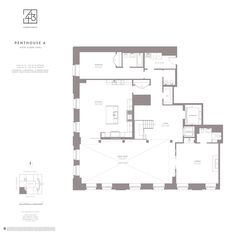 443 Greenwich St. #PHA - Condo Apartment Sale in Tribeca, Manhattan | StreetEasy
