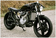 Garret Dietz's '79 CX500 - Pipeburn - Purveyors of Classic Motorcycles, Cafe Racers & Custom motorbikes