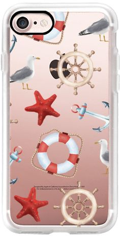 Casetify iPhone 7 Classic Grip Case - By the sea by Maja Tomljanovic #Casetify