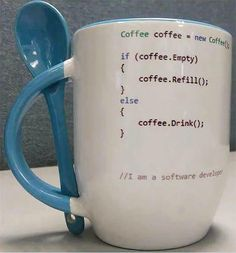 Muy buenos días!! Un café? coffee.Drink(); #goodmorning #happymorning #happymonday #monday #haveagoodday #Instapic #coffee #coffeetime #coffestyle #computerprogramming #informatic #programmerlife by japg156993