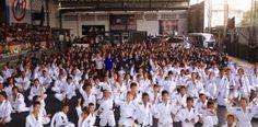 Jardim Gramacho e Nova Iguaçu:  Irmãos Nogueira inauguram novo projeto social