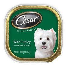 Mars Cesar Cuisine Turkey 24/3.5Oz Cans