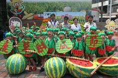 Abril 2014 Promoción de un Festival en Lutsau #Taiwan #Infancia #Children #Asia
