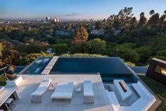 Modern sun terrace