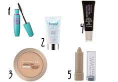 What's In My Makeup Bag?: Middle School Edition http://blog.birchbox.com/post/36677728782/whats-in-my-makeup-bag-middle-school-edition