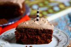 Chocolate Spice Cake with Chocolate Cinnamon Frosting...sounds amazing!