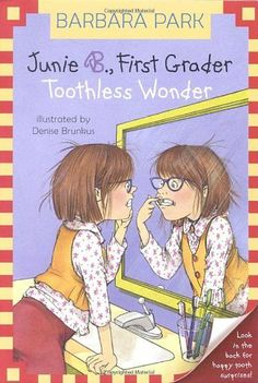 Junie B., First Grader: Toothless Wonder (Junie B. Jones, No. 20) by Barbara Park. $4.99. Reading level: Ages 6 and up. Publication: August 12, 2003. Author: Barbara Park. Publisher: Random House Books for Young Readers (August 12, 2003)