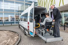 Wheelchair Taxi: Making Commuting Easy