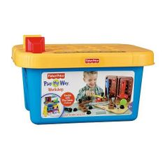 fisher price play my way workshop