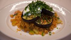 Aubergines Arabia - recept | 24Kitchen