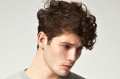 Check out the best mens curly hairstyles on The Idle Man Manual