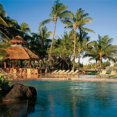 The Fairmont Orchid Spa Without Walls - Big Island, HI