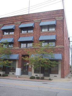 American Felsol Company Building in Lorain County, Ohio.