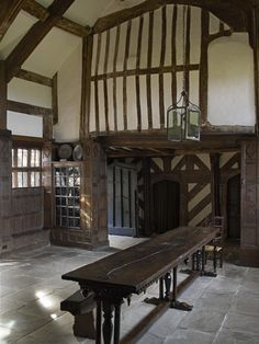 compton wynyates house interior - Google Search