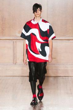 Défilé Alexander McQueen, homme printemps-été 2015, Londres. #LFW #SS15 #Fashionweek #runaway